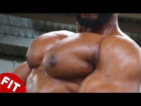 Best Shoulder Exercises for Building Muscle Mass w/ NPC Super Heavyweight, Carlos Davito - YouTube