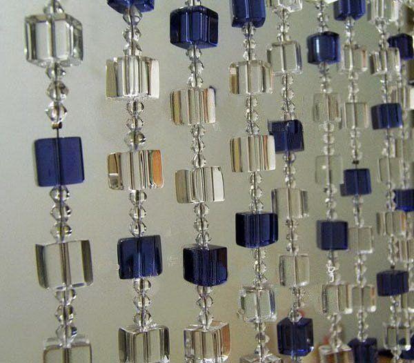 cortinas de cuentas