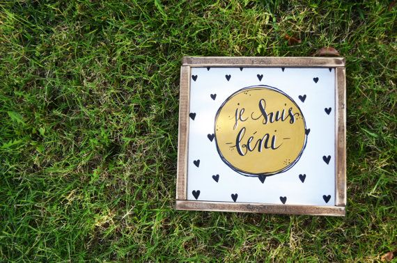 Check out this item in my Etsy shop https://www.etsy.com/listing/483512567/je-suis-beni-gold-and-hearts-design