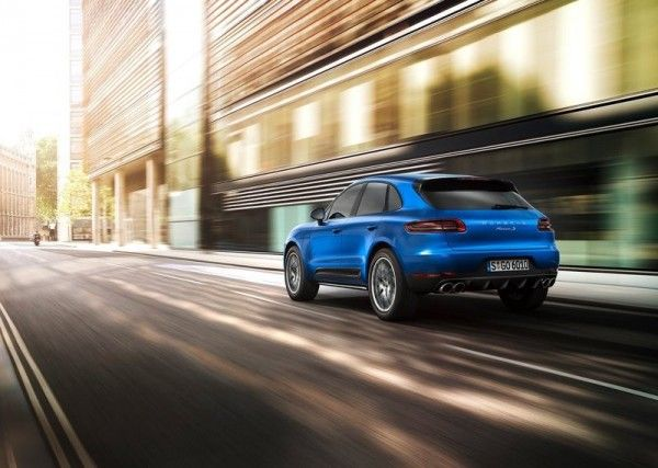 2015 Porsche Macan Blue 600x427 2015 Porsche Macan Full Reviews with Images
