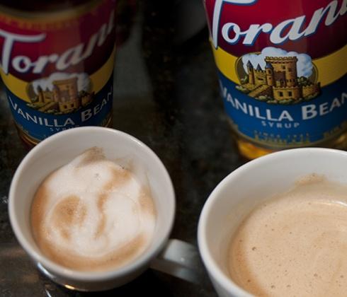 Nespresso recipes...for Latissima machine