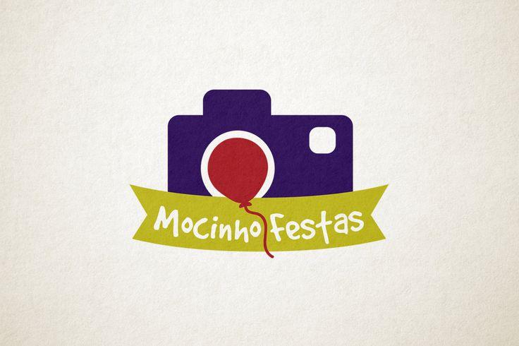 Logo - Mocinho Festas