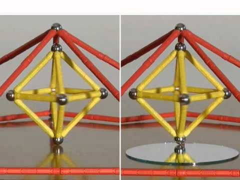 Dynamic Geomag: Contactless Hanging - YouTube