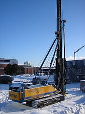Wikipedia on Pile Driving
