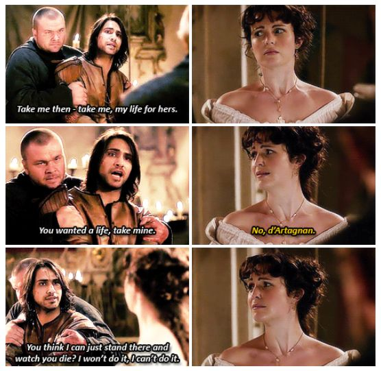 The Musketeers - 2x06 - Through a Glass Darkly
