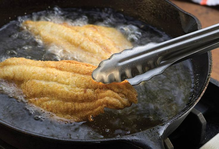 Southern Fried Catfish Recipe | Leite's Culinaria