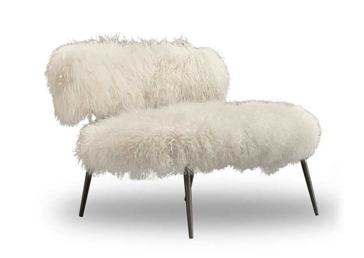 Faux Fur Furniture From Baxter By Paola Navone Nepal Shabby