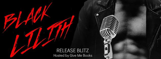 Renee Entress's Blog: [Release Blitz & Giveaway] Black Lilith by Hazel J...