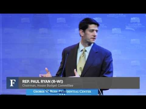Rep. Paul Ryan Vs. President Obama