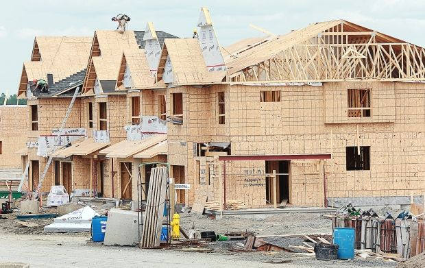 Ottawa home construction picks up pace