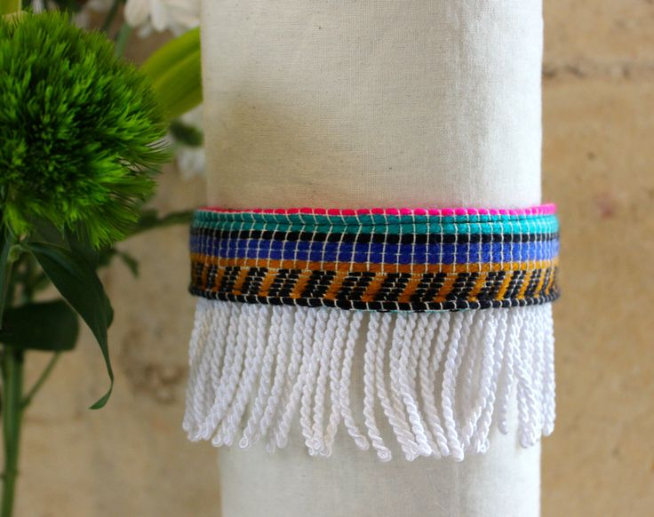 Choker by AbbieDesignCo on Etsy