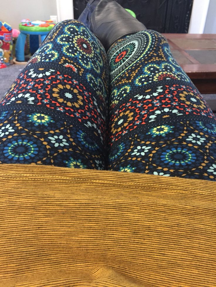 I have these leggings - and this Irma is on it's way :D I <3 LulaRoe