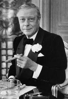 El Aristócrata: Iconos del estilo. Capítulo 1: Eduardo VIII, Duque de Windsor
