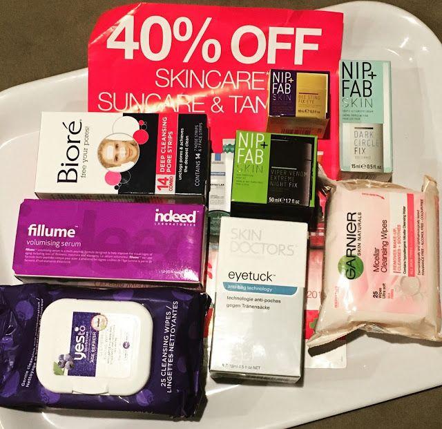 Max The Unicorn: Priceline 40% Off Skincare Haul!