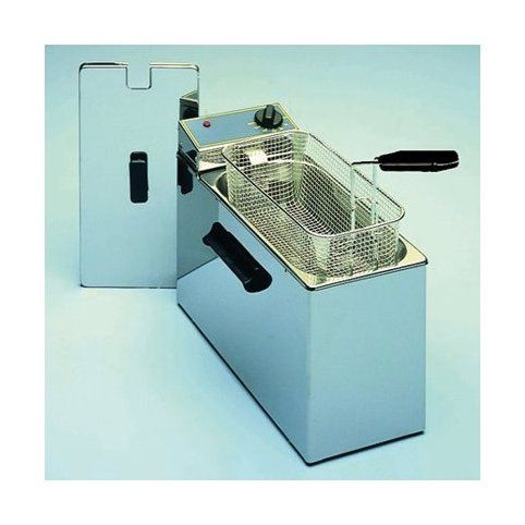Friteuse professionnelle 2kg ROLLER GRILL RF5S - Inox- Vue 1