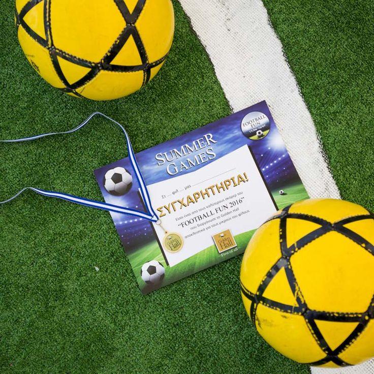 #goldenhall #fun #kidsactivities #activitiesforkids #kids #children #football #euro16