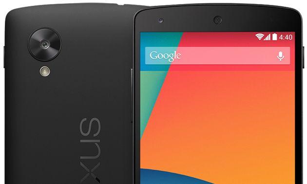 Installazione Android 4.4.1 su Nexus 5