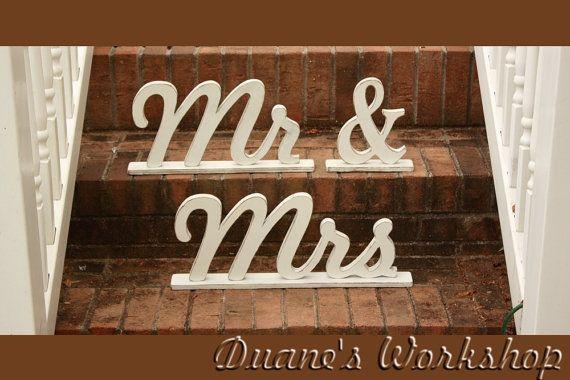 В возрасте деревянные ручная роспись мистер и миссис фото опора, деревянные буквы алфавита, обручальное, свадебный декор, г-н и г-жа