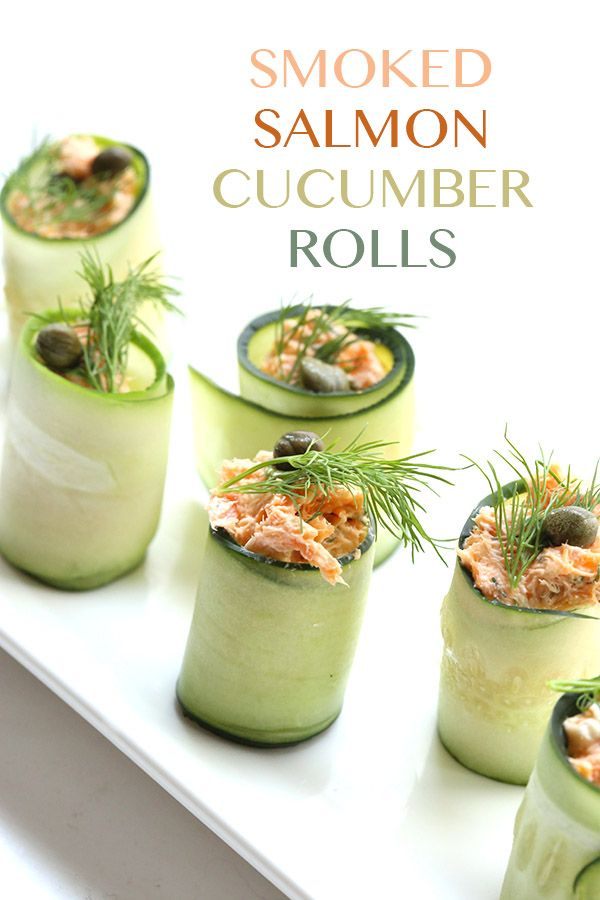 These creamy smoked salmon rolls are wrapped in cucumber for a wonderful low carb appetizer or snack. And check out a great new way to get healthy and sustainable food right to your door! One thing…