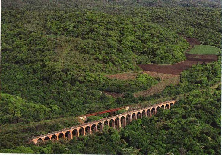Viaducto el Saladillo - Tafí Viejo - Provincia de Tucumán - Gran Obra Arquitectónica
