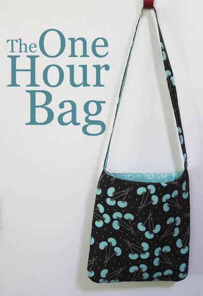 How to Make a Bag in One Hour
