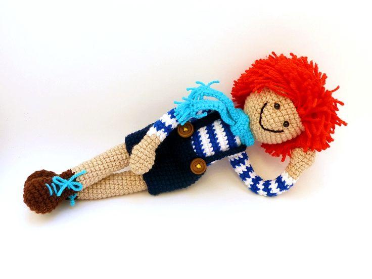 Berkenye: horgolt baba / crochet doll #horgolt #crochet #baba #doll