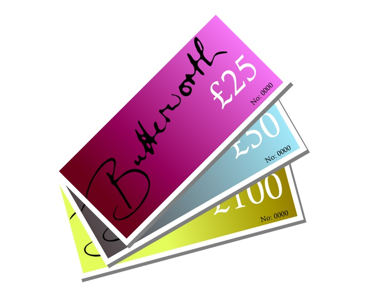 We sell gift vouchers that make ideal wedding gifts Comes with - how to make vouchers