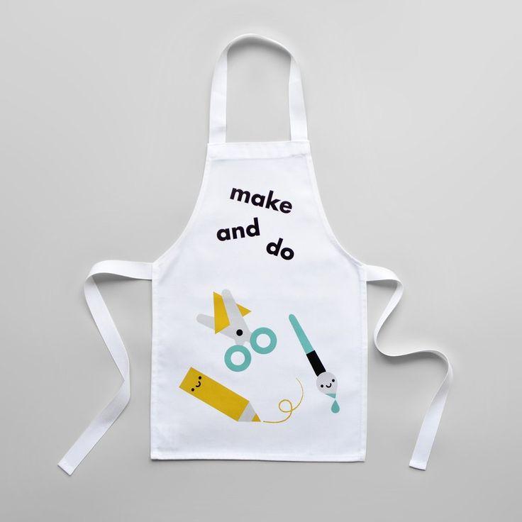 Make and Do – Toddler Apron