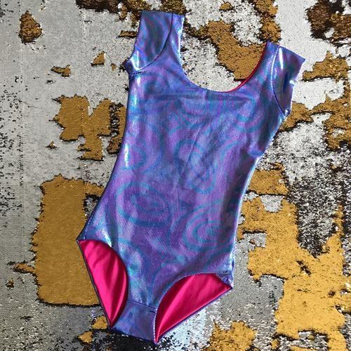 S - Bree Bodysuit in Purple Lolly