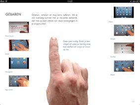 Een gratis basishandleiding voor de iPad… vind je hier! - Lees de blog op MontessoriNet