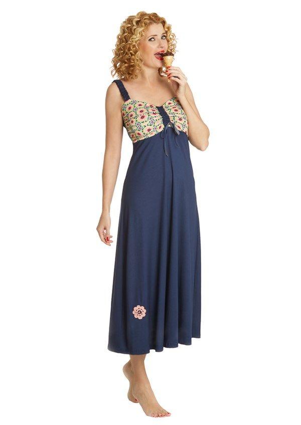 du Milde kjole Petras Petuniaer - SE HER