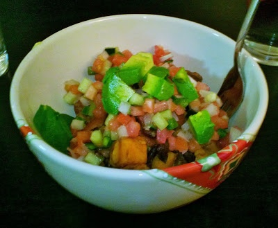 quinoa southwestern black bean quinoa and mango medley black bean ...