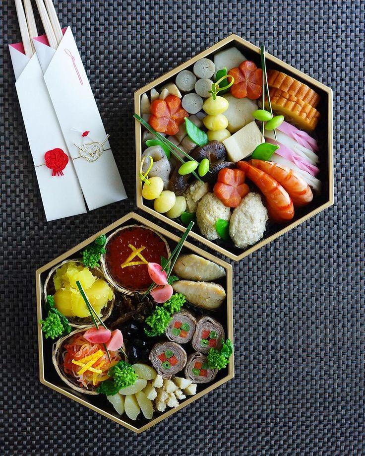 Osechi, Japanese new year's dish/おせち料理