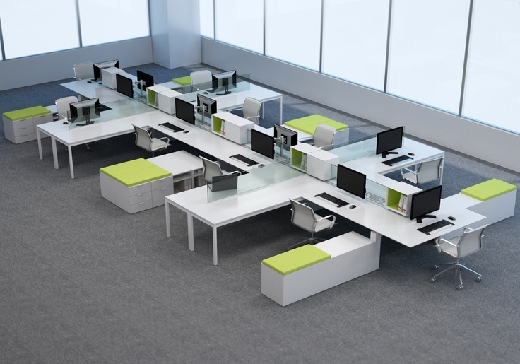 FORm_office gets a hint of color with upper and lower storage units © Innovant, Inc.