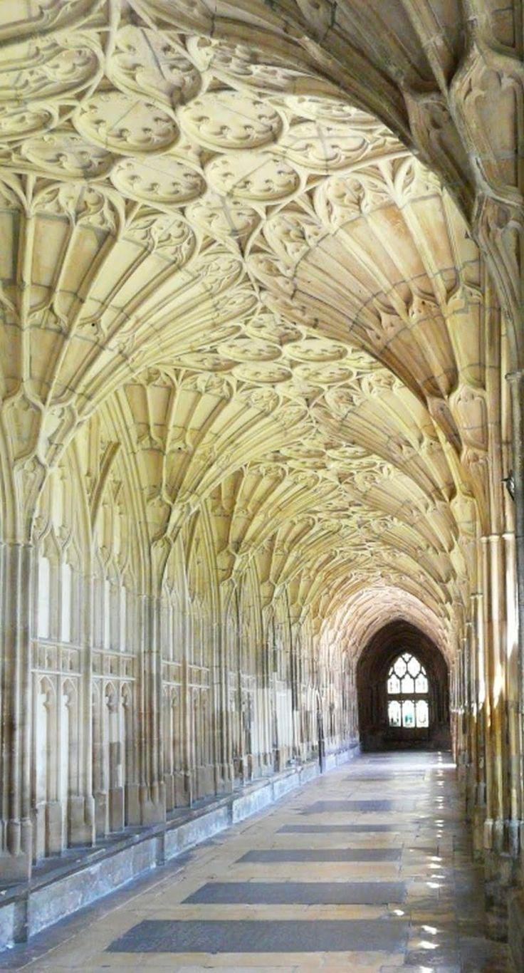 Las Fotos Mas Alucinantes: Catedral de Gloucester