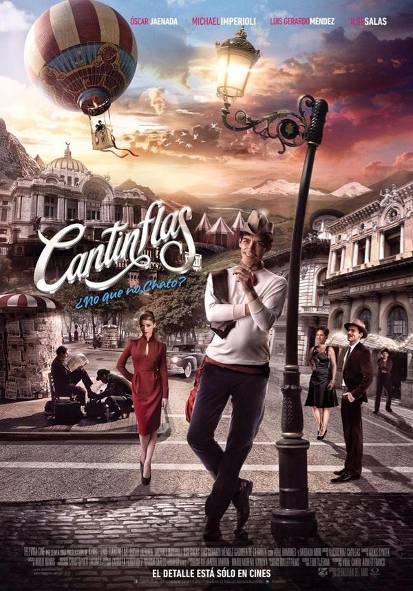 película Cantinflas.