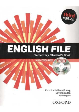 English File elementary 3e Student´s Book  CD: http://hitfile.net/07nW