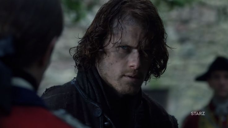 """Want a minute-by-minute recap of Outlander Season 3 episode 3, """"All Debts Paid""""? We react to Lord John Grey, Prison Jamie, busted marriages and more. Written by: Ashley Crawley"""