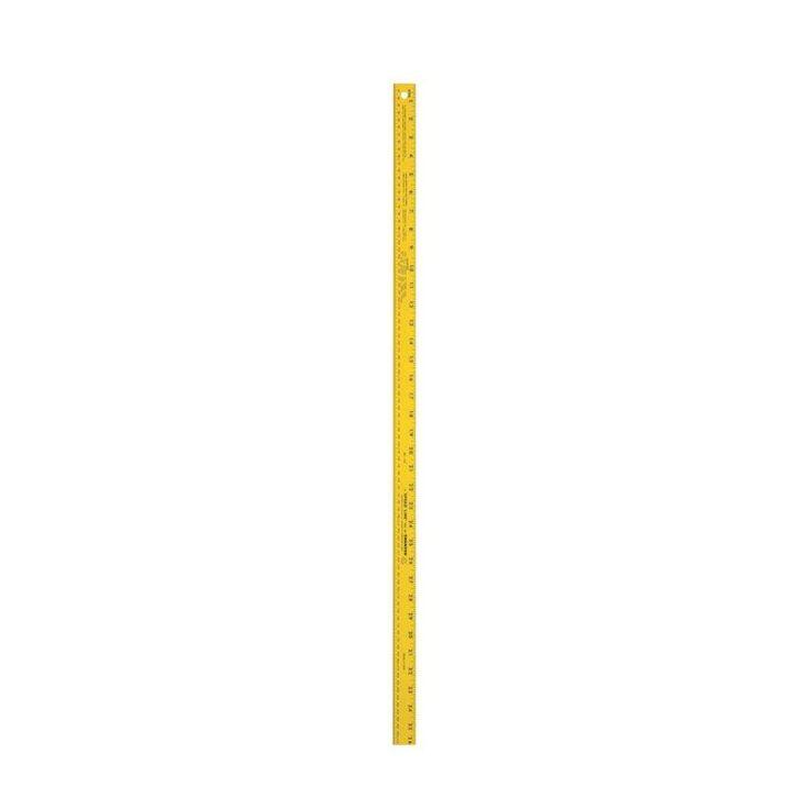 Swanson Tool Company Straight Edges 4-ft Metal Ruler