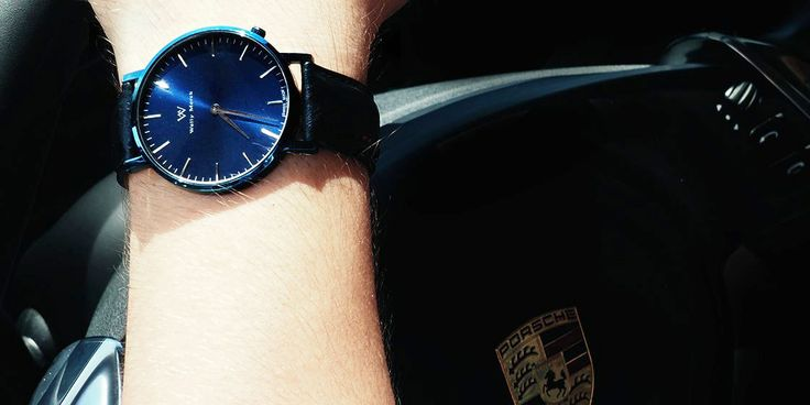 Welly Merck fashion watch in accordance with Porsche well, to bring you success…