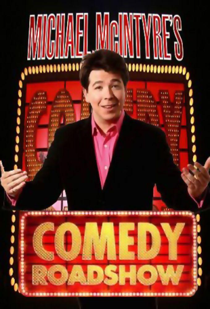 Michael McIntyre's Comedy Roadshow Serial Tv. Din echipa din spatele BBC One's Live la Apollo, Comedia Roadshow a lui Michael McIntyre călătorește în jurul Marii Britanii, vizitând șase dint ... Cititi continuarea pe TvFreak.ro #MichaelMcIntyresComedyRoadshow #OrarSeriale #CalendarSeriale #SerialTv #TvFreak #BBC One #distributie #episoadetv  #comedy #MichaelMcIntyre