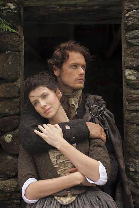 *sigh* Jamie and Claire, Outlander