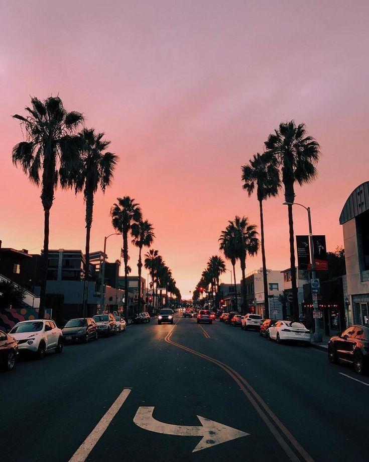 Tumblr Taustakuvat Los Angeles Angeles Honeymoonphotos Los Tumblr Wallpapers Sky Aesthetic Tumblr Wallpaper Summer Sunset Beautiful los angeles sunset wallpaper