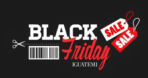 Confira o Black Friday do Shopping Iguatemi Campinas