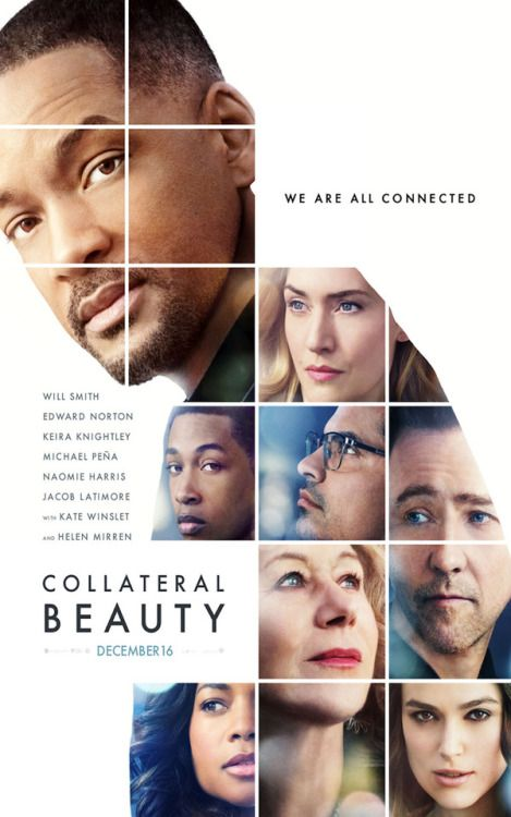 Movie Posters : Collateral Beauty (2016)