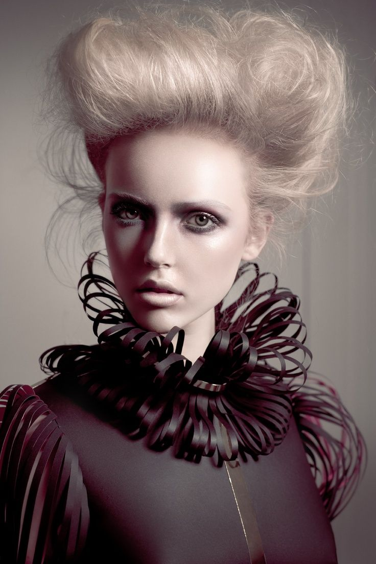 61 Best Images About High Fashion Hair On Pinterest Updo