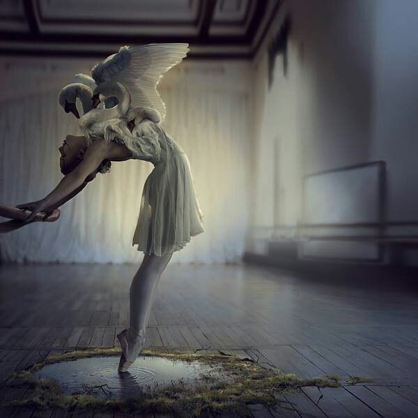 Lola's Ballet Lesson by nina-Y