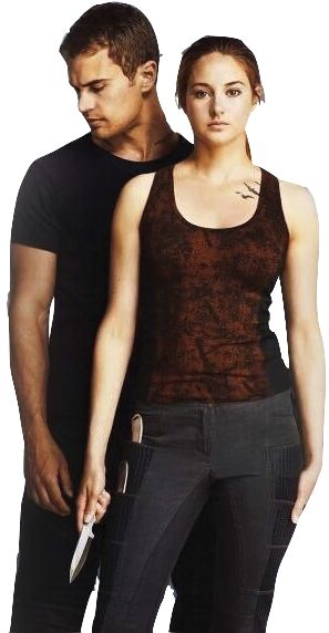 Divergent Tris and Four PNG by nickelbackloverxoxox on DeviantArt