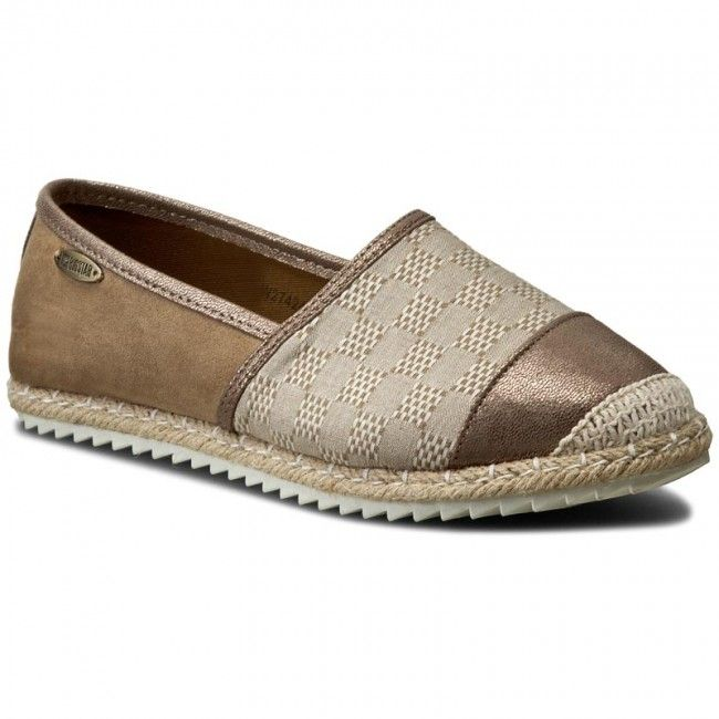 Espadrile BIG STAR - W274249 Beż
