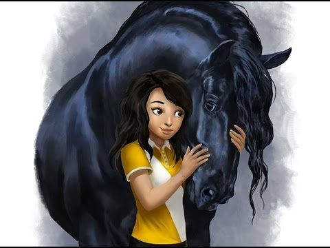 Star stable online | Amazing speedpaint made by Therese Fishgirl | 1